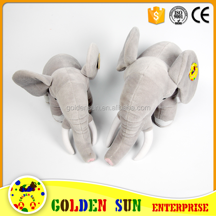 Plush elephant toys with big ears wholesale