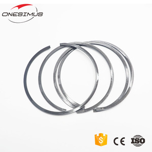 Factory wholesale D15B model engine 75MM piston rings 13011 - P04 - G02 piston rings