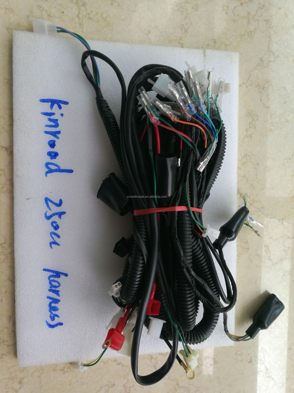 Kinroad 250cc Main Wire EEC XT250GK-2 XT250GK-8 Go Kart