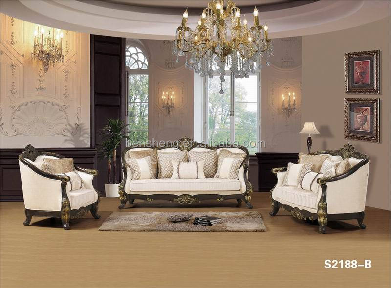 S2188 Luxury Lounge Suite,Sofa Wood Frame Furniture,New Model ...