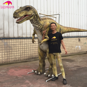 KANO-172 Playground Animatronic Walking Dinosaur Puppet