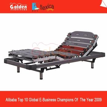 Best Queen Size Adjustable Bed Frames Electric Bed Base - Buy ...