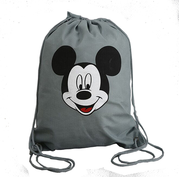 b9836f19e08 Cheap promotional mickey mouse emoji kids school backpack non woven drawstring  bag