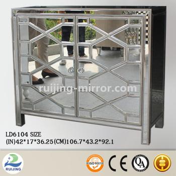 Mirror Glass Beaded Cabinet Doors - Buy Mirror Glass Beaded ...
