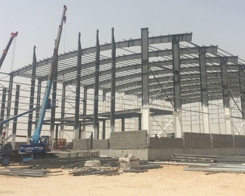 Hot Sale Cheap Factory Construction Building Steel Structure Frames For Warehouse