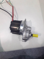 ZD MOTOR , balance car , customized products,72V 300W 3500rpm ,ratio 1:8