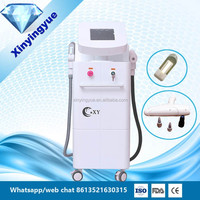 opt super fast SHR hair removal machine/ SHR + Nd yag laser multifunction system