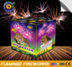 With Custom Logo Printing 16S Fountain big firework cake