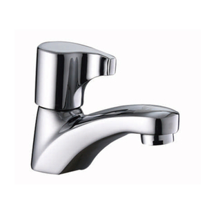 high quality bow bathroom tap washing basin faucet from china