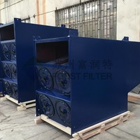FORST Industrial Shot Blasting Collection Dust Equipment