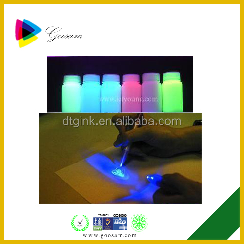 Goosam magical invisible ink for Epson R2000 printer