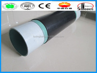 Round PE Coating Steel Gas Pipe