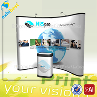 High quality portable trade show display booth