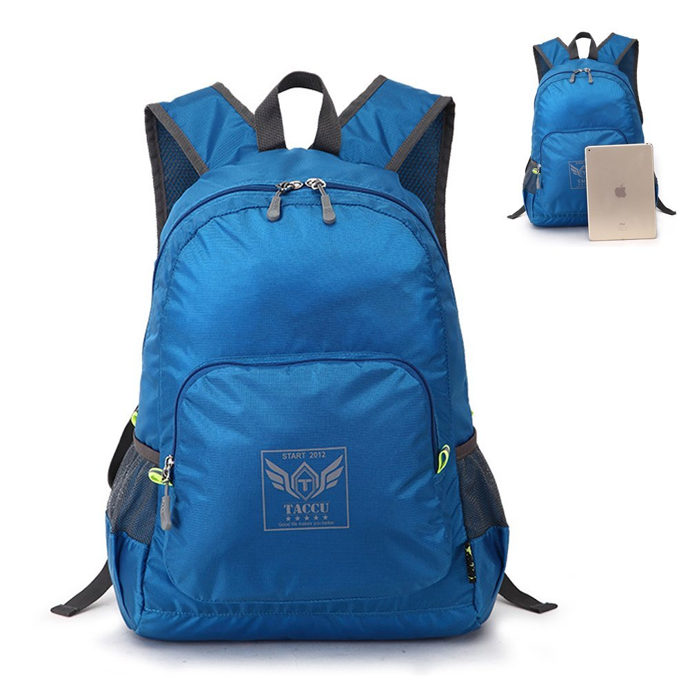 de247e6956f1 SWAMPLAND Foldable Nylon Laptop Backpacks 20L Leisure Travel Waterproof  Backpacking for Outdoor Sports Daypack