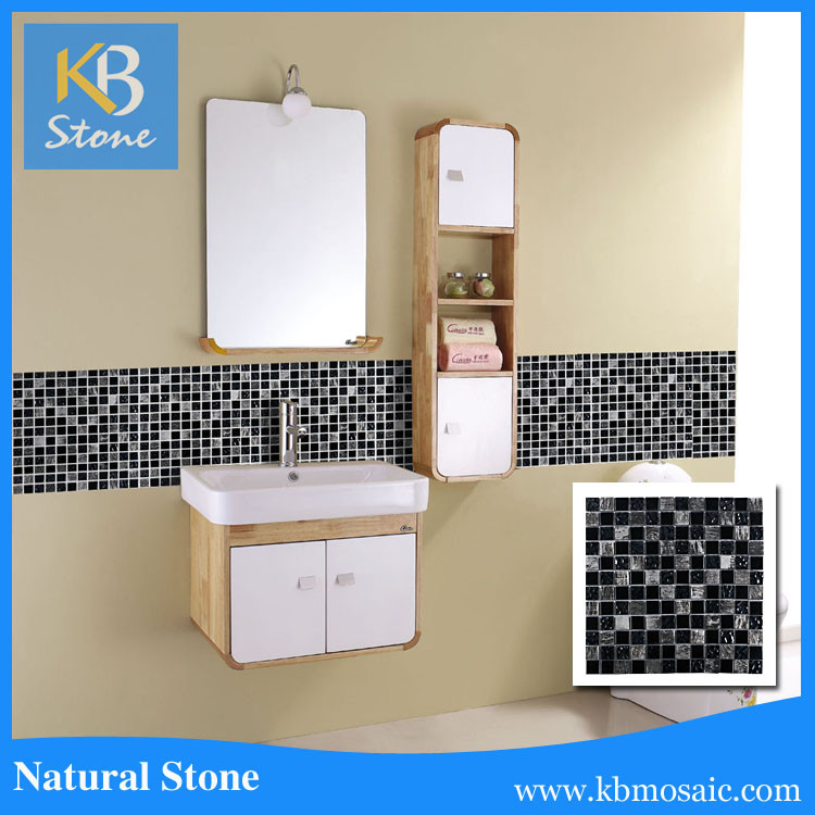 marble and marble mosaic glass mosaic tile mix with good and high quality