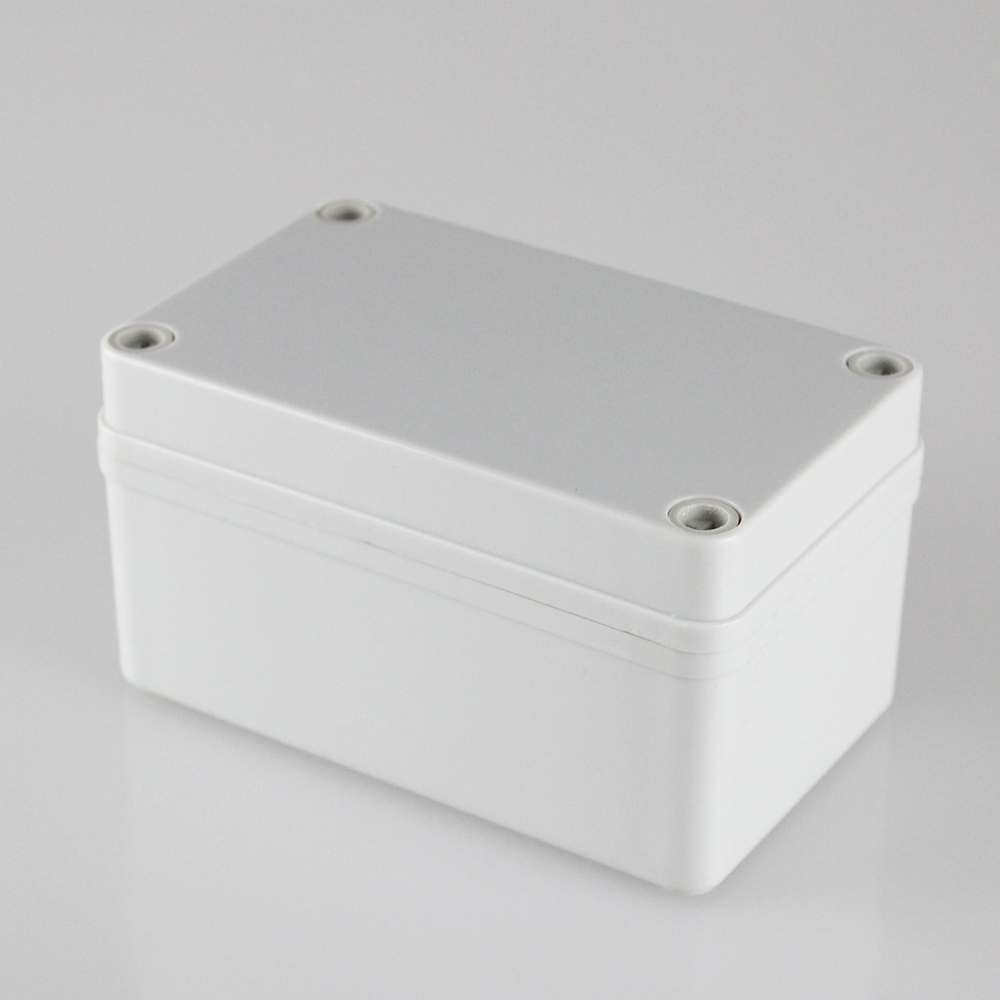 NEW pvc waterproof junction box 130*80*70