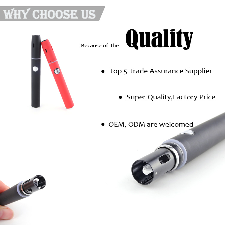 2019 Portable Battery Electronic Cigarette E Cig E-cigarette Wholesale Vapor Vaporizer Vape Pen Kits
