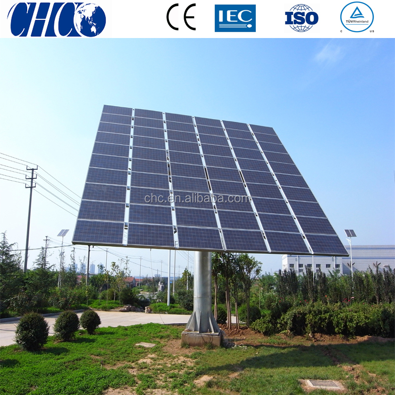 High efficiency solar energy system /solar system 1MW on grid solar power system