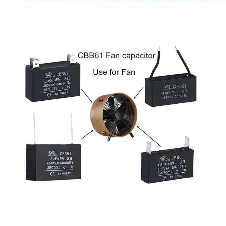 2 5uf Fan Ceiling Fan Wiring Diagram Capacitor Cbb61
