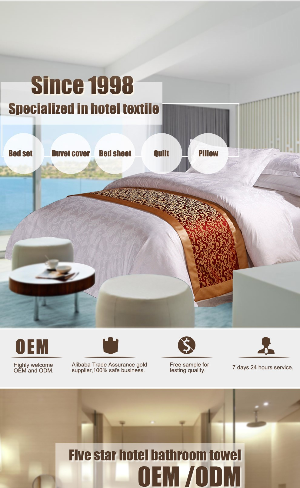 Guangzhou weisdin hotel supplies co., ltd.   table cloth,chair cover