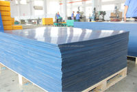 Extrusive uhmw pe thin sheeting and pressed UHMW plate