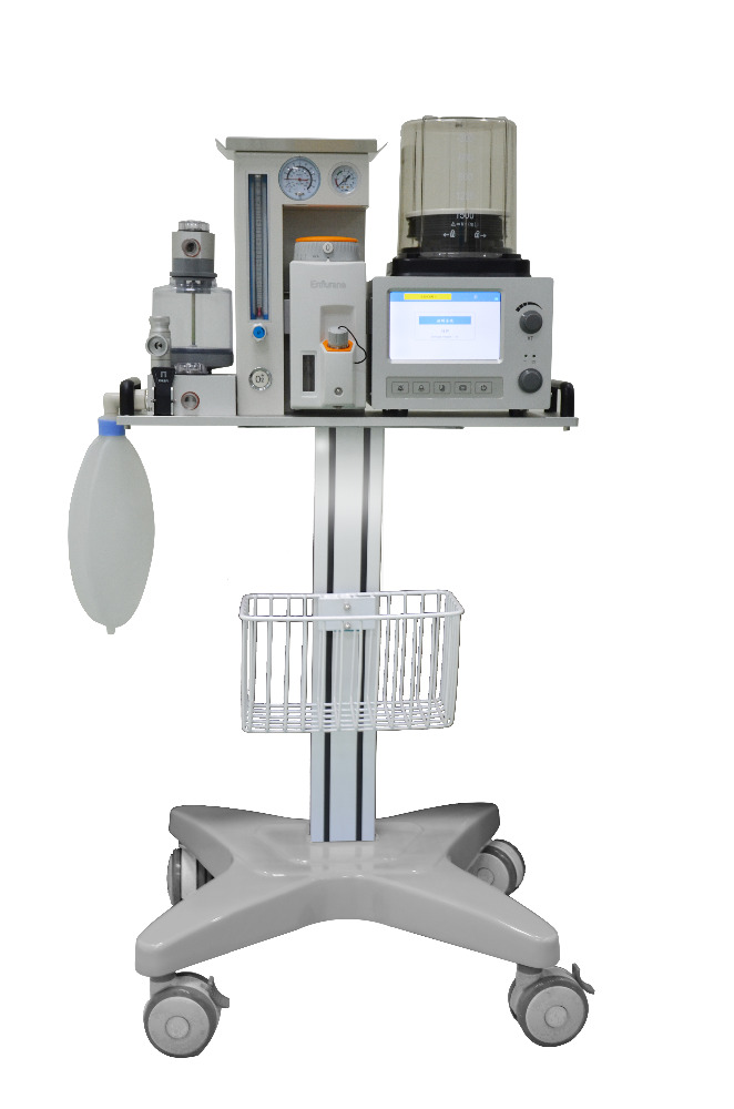 The veterinary anesthesia system DM-6B IPPV ,A/C ,SIMV 60 VA