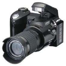 D3000 16MP HD Half-DSLR Professional Digital Cameras w/ 16x Telephoto & Wide Angle Lens Camera