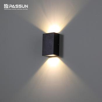 2w 2way Led Exterior Ip65 Wall Lamp
