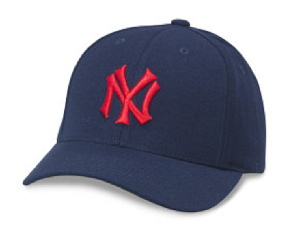 422fc27e430bc Get Quotations · MLB American Needle Cooperstown Tradition Wool Adjustable Snapback  Hat-New York Yankees