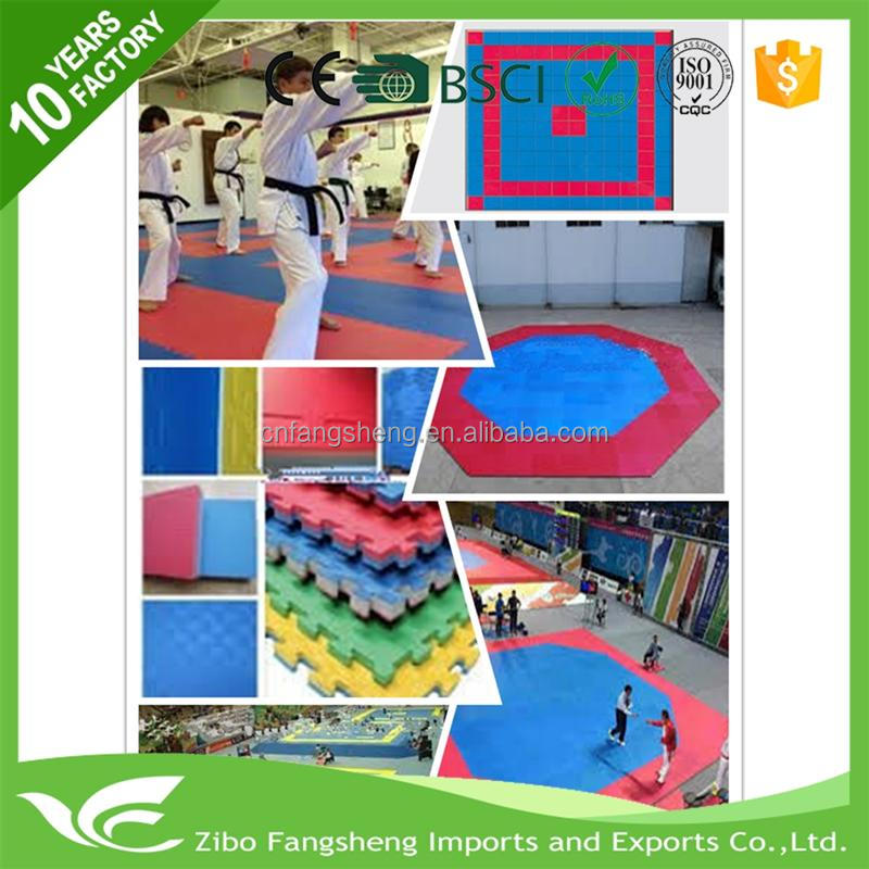 red eva baby play mat/children safty pad used in kindergarten children safty pad moving pads used in amusement ground Wood grain