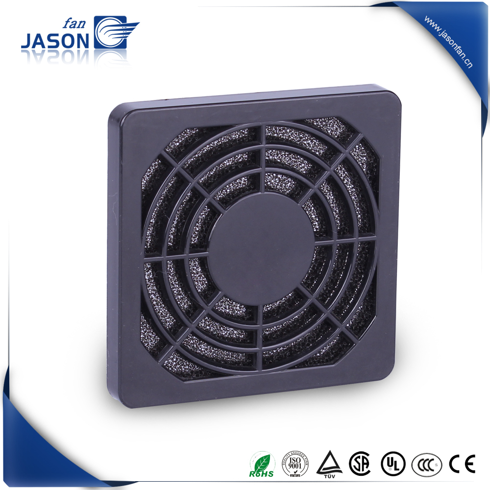 High Speed Ventilation Filter Fan Shutter Style