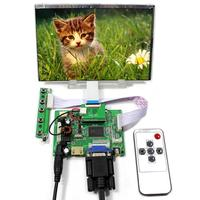 7inch IPS lcd screen HSD070PWW1 C00 1280x800 690cd High brightness lcd board for Raspberry Pi