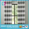 Soft stripe fabric curtains and drapes wholesale