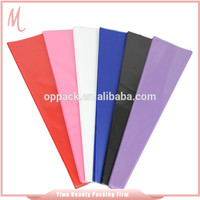 Free shipping 100pcs/lot flower shop used Valentine's Day flower custom bag.hair packaging bags