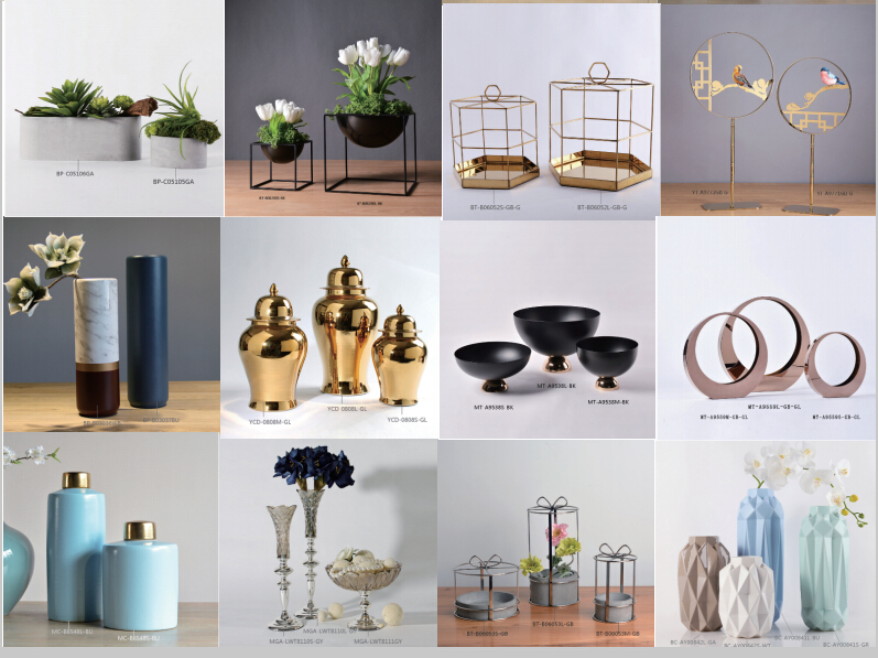 Custom Dubai Vase Luxury Home Decor Accessories For Boutique China Manufacturer View Custom Vase Darchin Product Details From Zhuhai Darchin Home Decoration Co Ltd On Alibaba Com