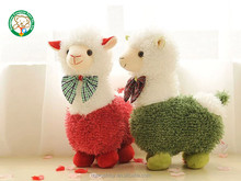 Wholesale plush toy child love Animal cute Grass Mud Horse stuffed toys