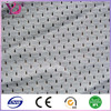 knitted technics and plain style athletic wear mesh fabric
