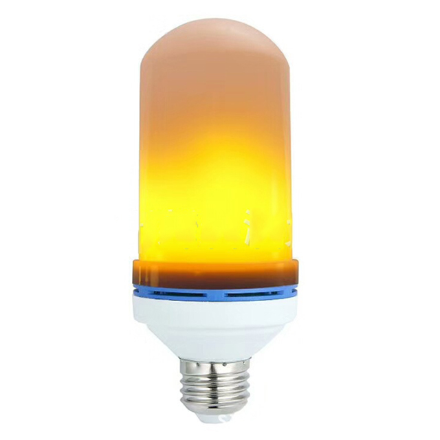 Free sample very hot sell super simulation 5w led flickering flame <strong>bulb</strong> 12v for home decoration