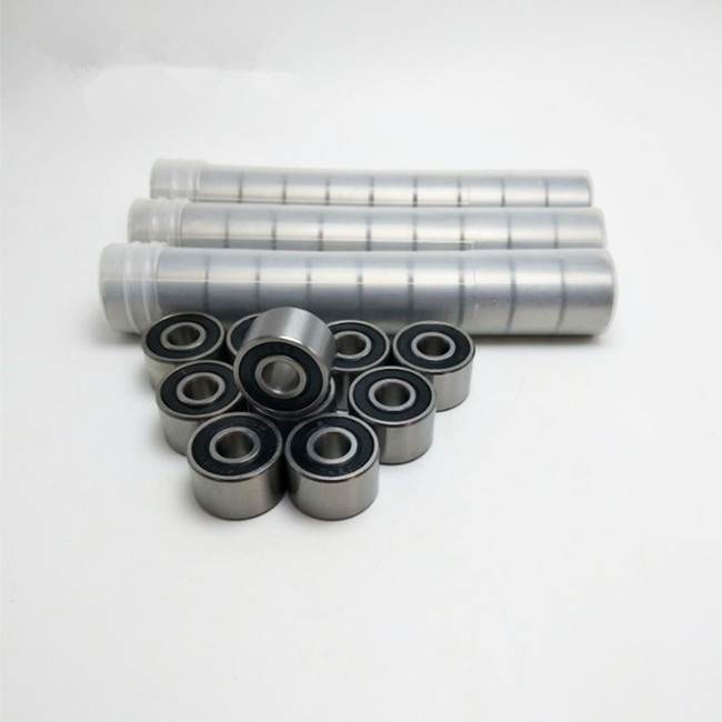 8x22x14 wide Radial Ball Bearing Double Sealed 8mm x 22mm x14mm