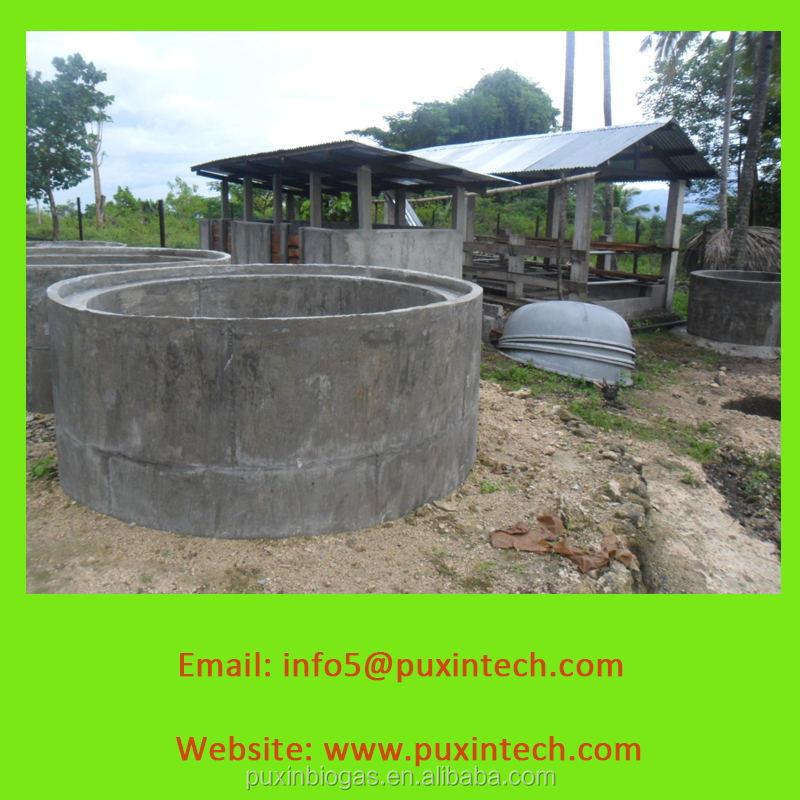 Mini Biogas Plant : Mini biogaz plante pour la maison et usine de production d