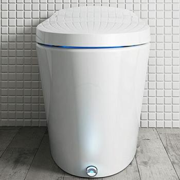 IKAHE Heated Electric Smart Toilet Bidet Seat Intelligent sanitary ware without water tank