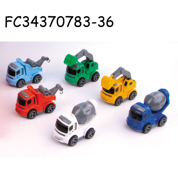 6Colors different kinds of newest diecast friction metal model fire truck toys FC34370783-36