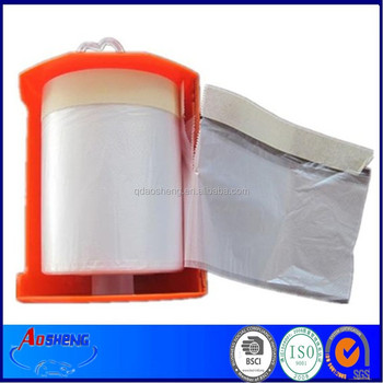Plastic Sheeting For Auto Painting