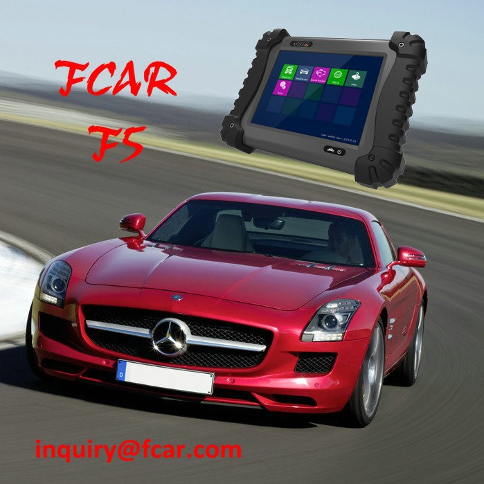 FCAR F5-G SCAN TOOL engine auto ECU programming tools for all universal cars manufactured from Asian , Euro and American