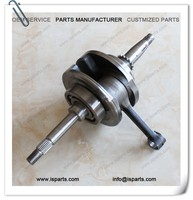 Customized new 250cc crankshaft for motorcycle