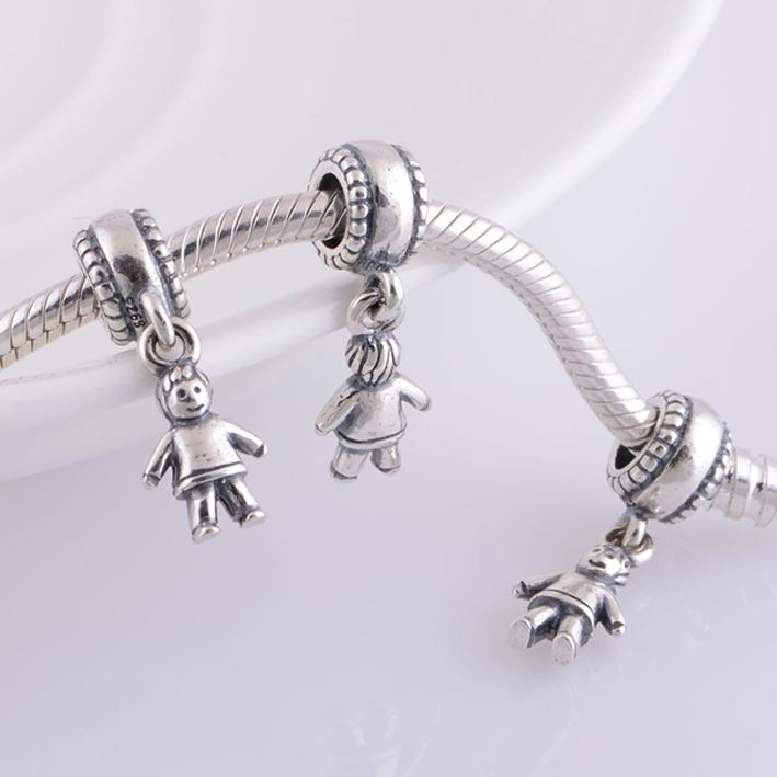 Pandora Silver Necklace 50cm: Pandora Charm Necklace Silver Charm Necklace Pandora