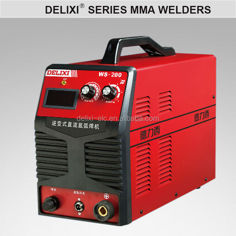 High Quality tig/ws 200 ws-200 inverter welding machine
