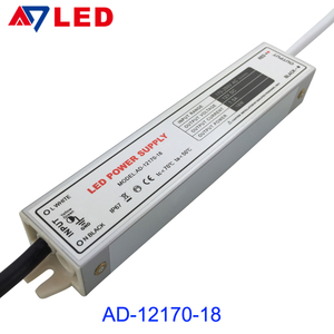 Led street lighting source ip6718w led driver with 3 years warranty
