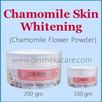 Chamomile Skin Whitening Powder