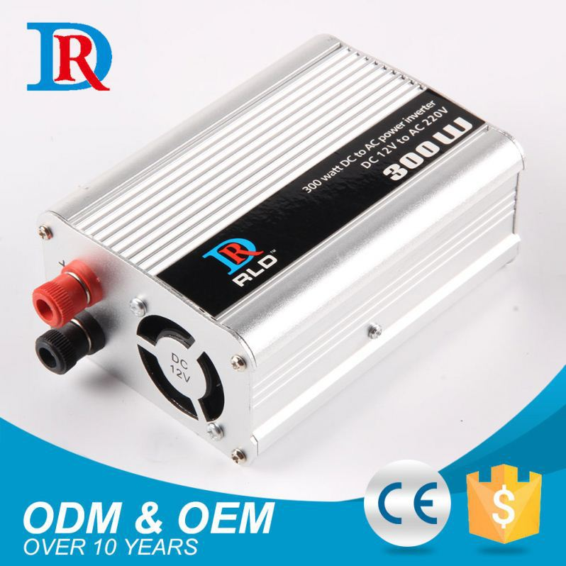 Top Grade Home Use 300W 12V 24V To 110V 220V Car Power Inverter China